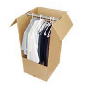 clothing box